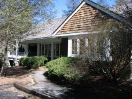 Exterior - Christopher Cottage - Cashiers - rentals
