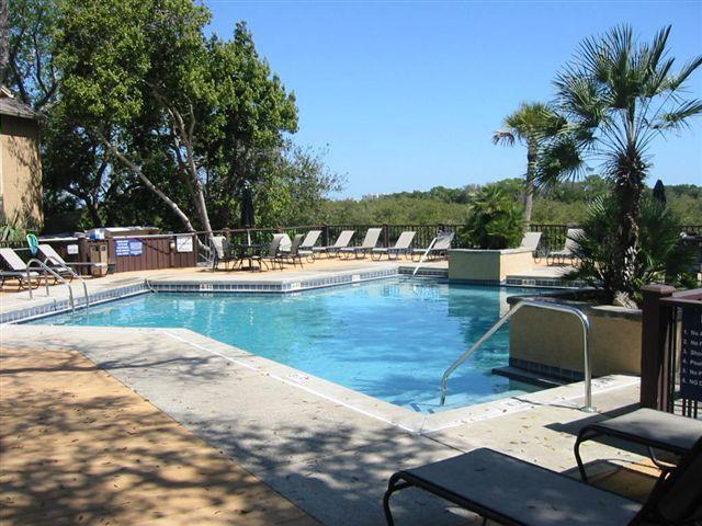 Pool  - Large Secluded Studio In Gated Complex - Daytona Beach - rentals