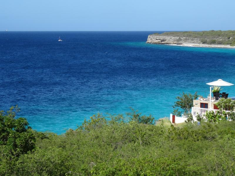 View to Playa Largu on your right