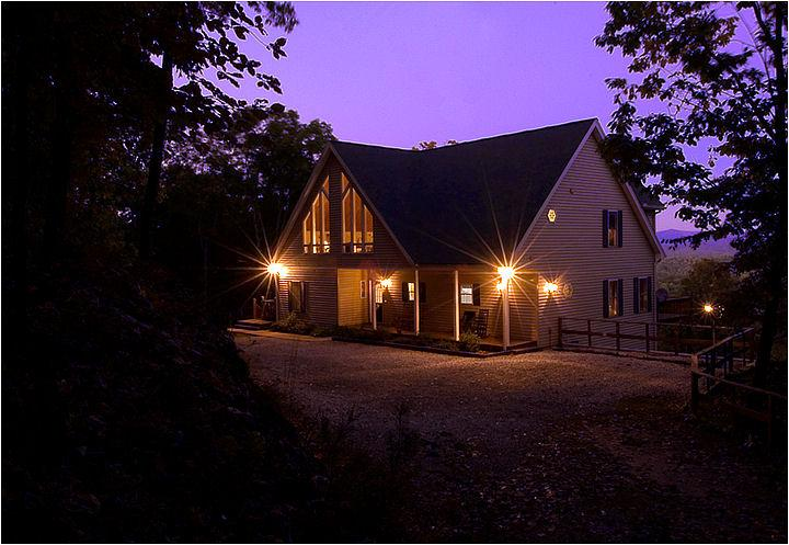 Luxury Mtn View Chalet