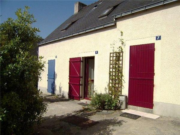Holiday house for 4 persons near the beach in Morbihan - Image 1 - Saint Gildas de Rhuys - rentals