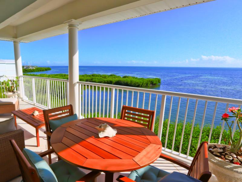 Spectacular view of the Atlantic Ocean from your private balcony!