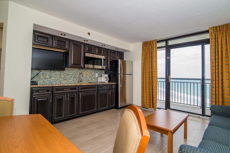Choose our modern oceanfront condo for your vacation!