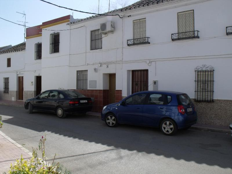 The house in a quite street
