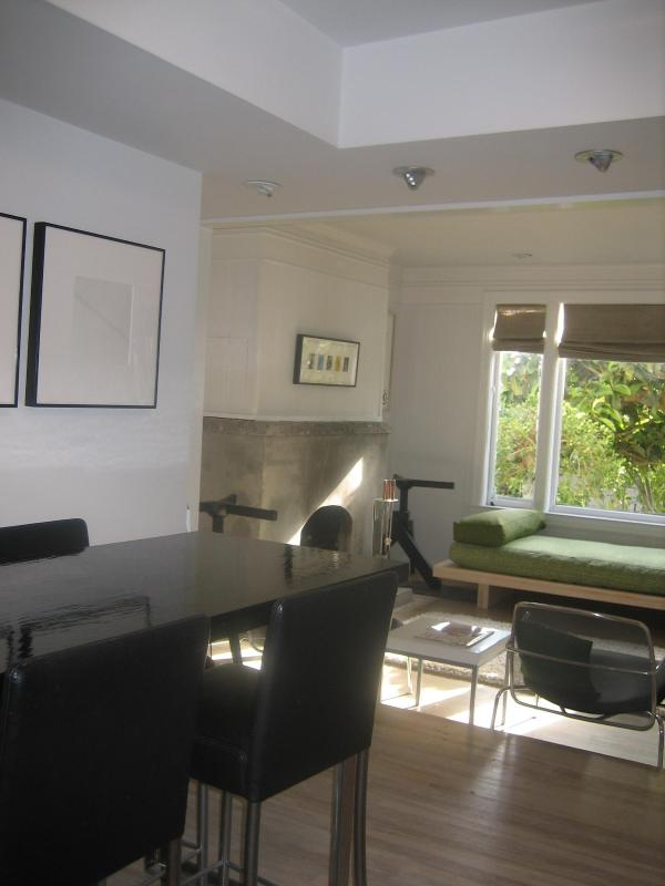 Livingroom from dining area