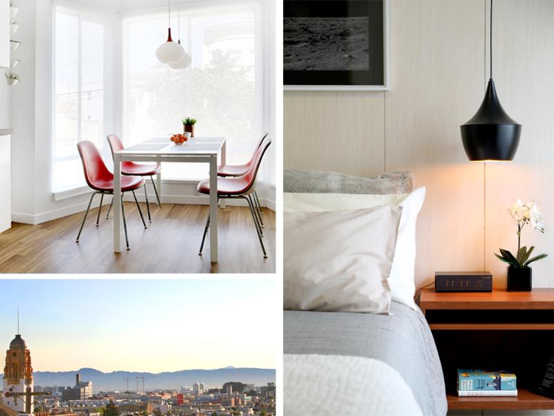 The perfect San Francisco home away from home + launchpad for your adventures.