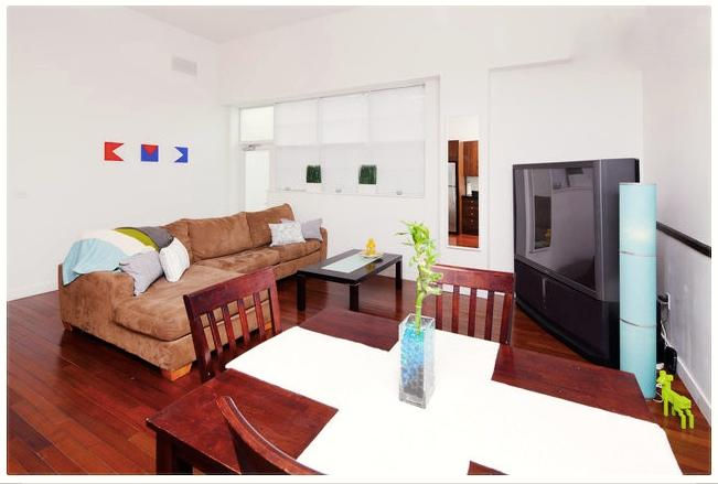 """cozy spacious setting, high sealing, 55"""" plasma LCD (apple tv, cable tv, super fast internet)"""