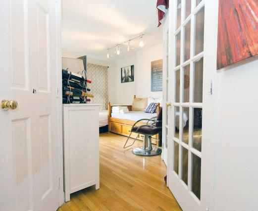 Your personal sanctuary awaits in my Queen Apt. Expect a fantastic stay in the East Village.