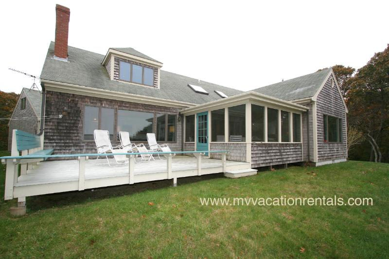 Waterview and Yard Side of House