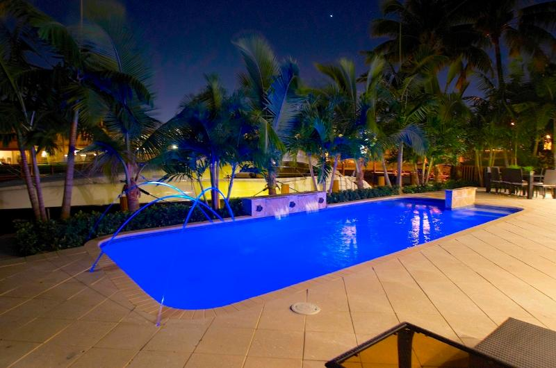 Spectacular Private Heated Pool & Dining Area...