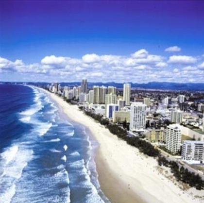 Just 10 minutes from World famous Gold Coast beaches