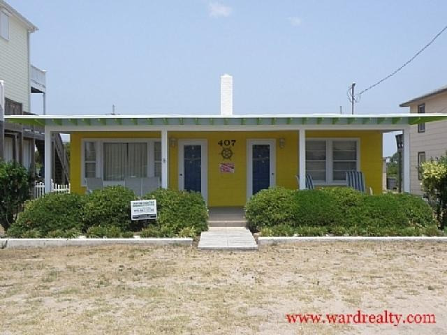 Old Salt North Exterior - Old Salt North - Surf City - rentals