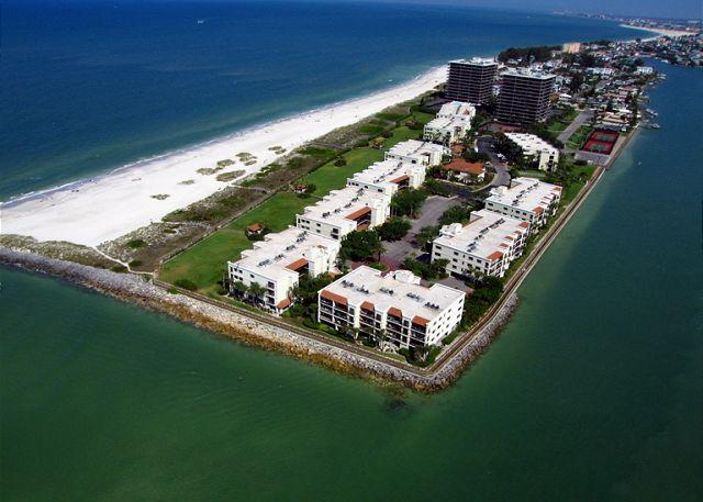 Land's End #404 building 7 - Beach Front - Image 1 - Treasure Island - rentals