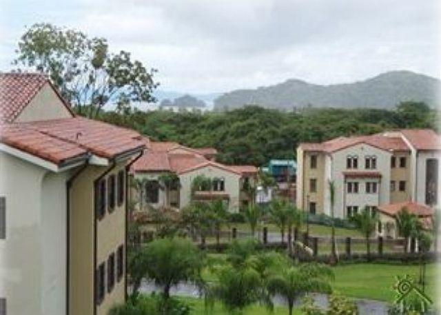 The condo is located in the beautiful Pacifico Resort in Playa Del Coco.