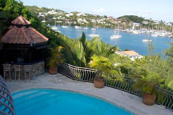 The Stone House at Oyster Pond, Saint Maarten