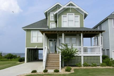 Private 4BR with dock - Village Landings #54 - Image 1 - Manteo - rentals