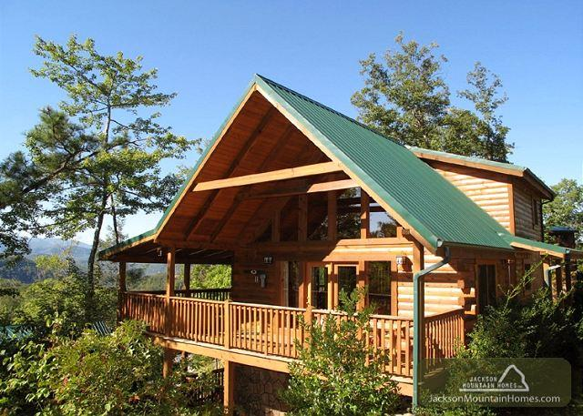 ENCHANTED VIEW LODGE - Image 1 - Gatlinburg - rentals