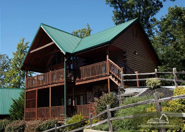 FIRESIDE VIEW - Image 1 - Gatlinburg - rentals