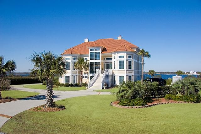 Front of Home - Sailview Drive 25 - North Topsail Beach - rentals