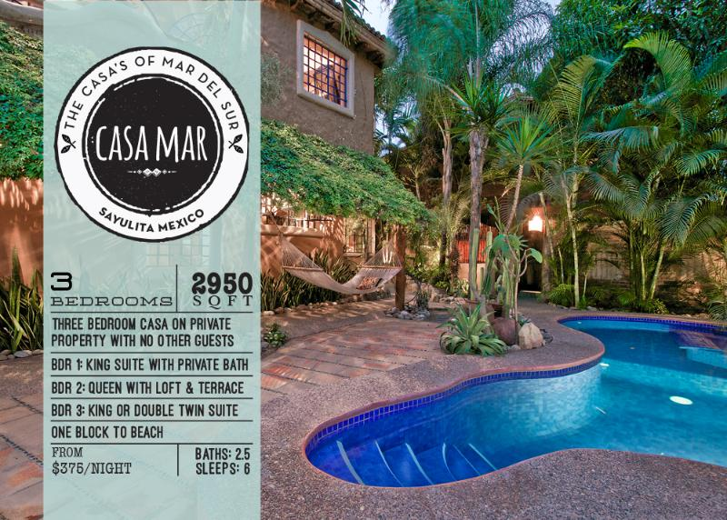 Welcome to Casa Mar - Sayulita's Premiere Family Vacation Rental