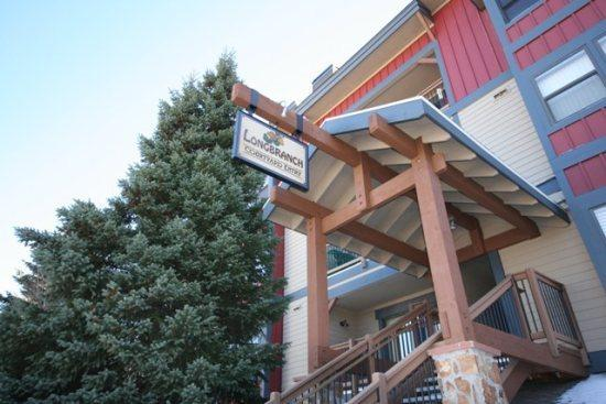 Only 2  short blocks from Main Street Breckenridge and only 4 blocks from the lifts