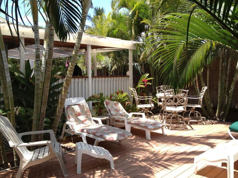 Lower Lanai - 4BR South Kihei House, Pool, Outdoor Living - Kihei - rentals