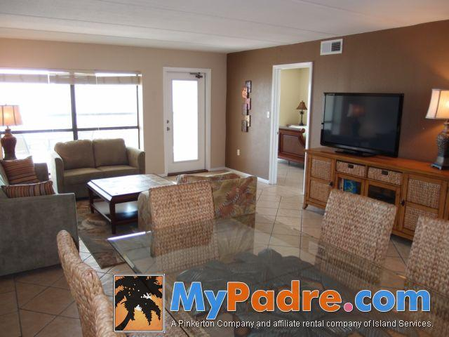 SAIDA III #3501: 3 BED 2 BATH - Image 1 - South Padre Island - rentals