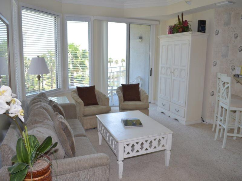 Living Room at 1302 Sea Crest