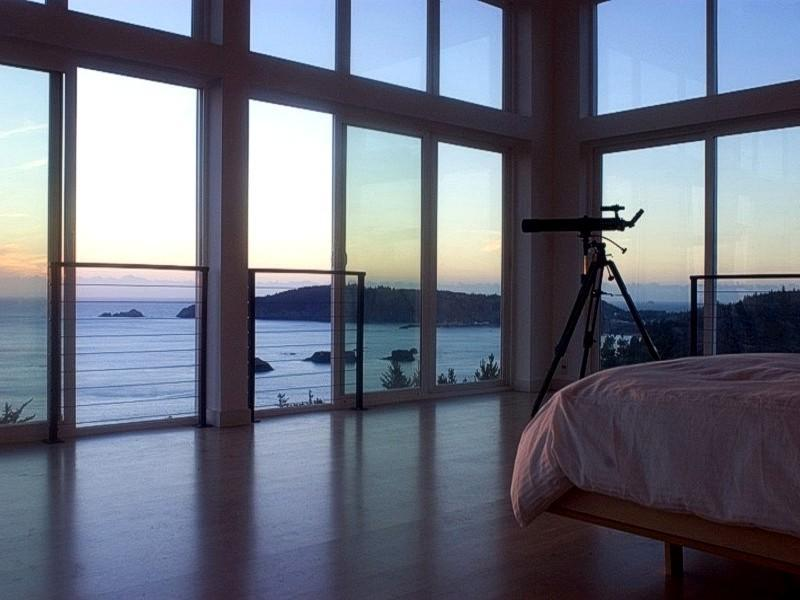 View from the Master Bedroom...