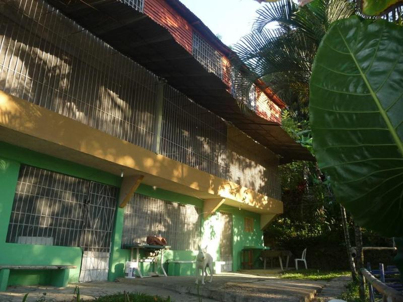 1 of the 5 buildings at SunCampDR, facing the River...natural fresh air!!!