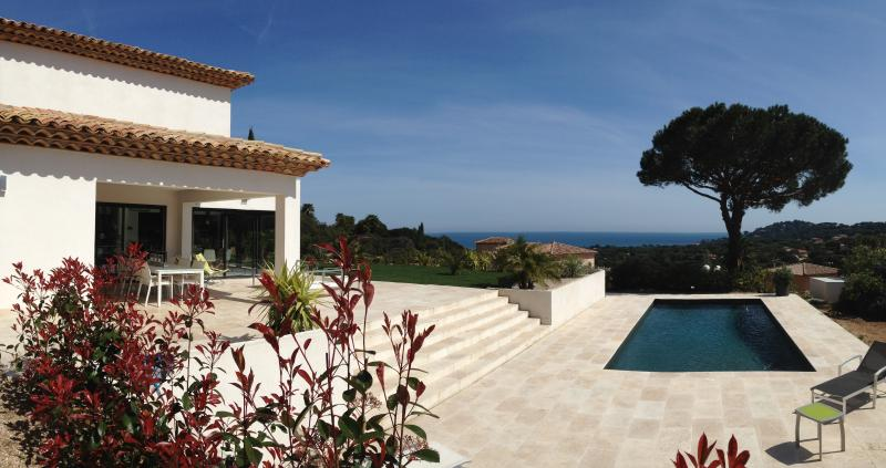 Villa Nartelle Villa on the French Riviera, southern France villa, holiday on the Riviera,holiday villa to let, villa with view French - Image 1 - Saint-Maxime - rentals