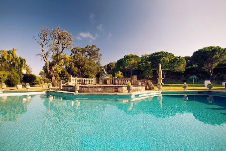 Mas Cruanyes Villa, pool, beautiful artwork and extensive gardens with pavilion - Image 1 - Girona - rentals