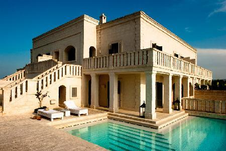 Villa Giardino Pugliese - Villa with large pool, citrus courtyard & privileged location - Image 1 - Brindisi - rentals