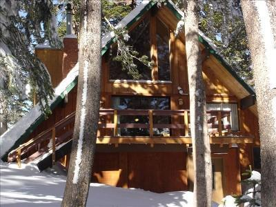 Chalet 23 @9000ft with Sun Deck Viewing Mammoth Mountain