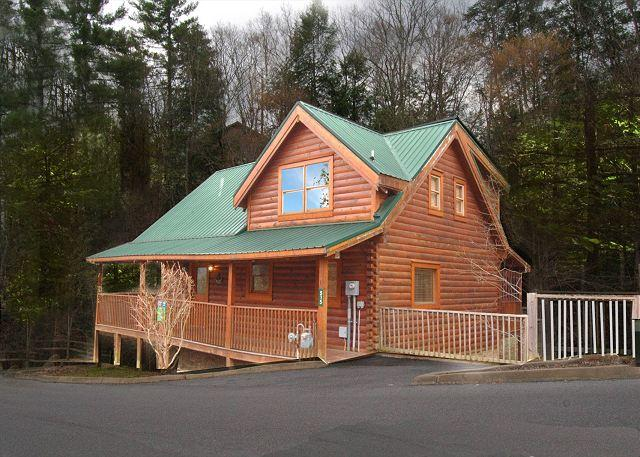 POiegon Forge Cabin, Walking Distance to Pigeon Forge