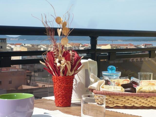 view from the terrace - DomusFe - Alghero - rentals