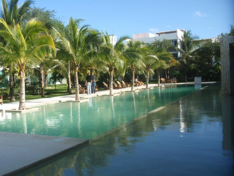 Gorgeous designed pool at The White