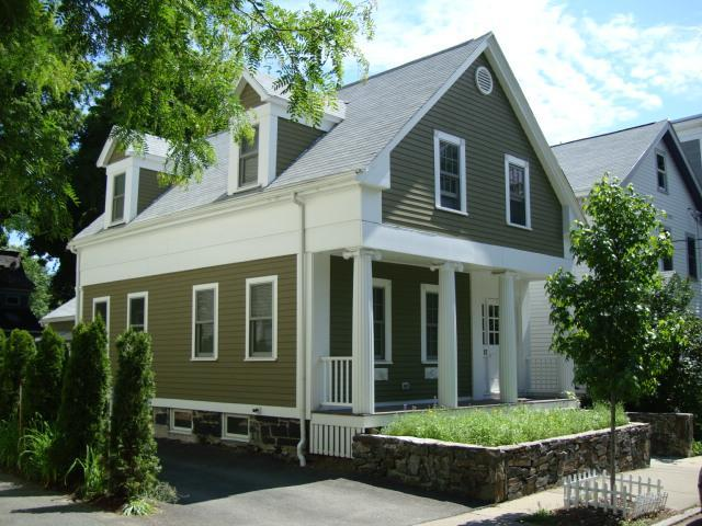 Our Renovated Greek Revival House