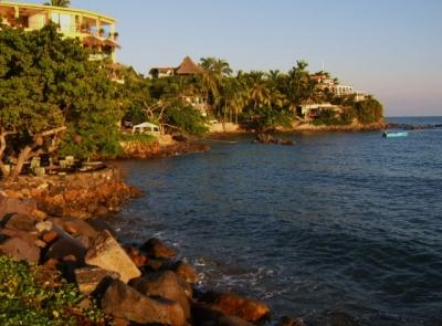 One of Sayulita's views just two blocks away
