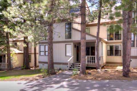 Spacious Kings Beach Condo with Forest Views Sleeps 10 ~ RA3530 - Image 1 - Kings Beach - rentals