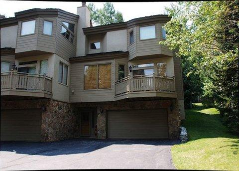 Luxurious Links Side Townhouse ~ RA3691 - Image 1 - Vail - rentals