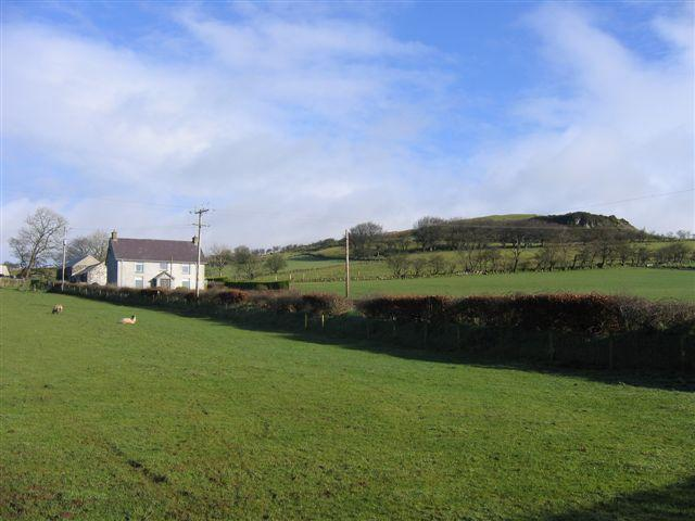 Montalto farmhouse and Skerry Rock - Ballymena self catering farmhouse on working farm - Ballymena - rentals