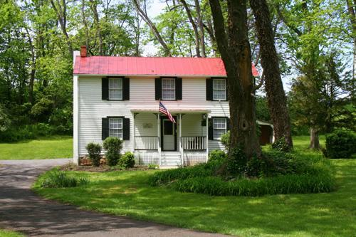The Philip Sheridan Cottage at Historic Rosemont Manor Estate