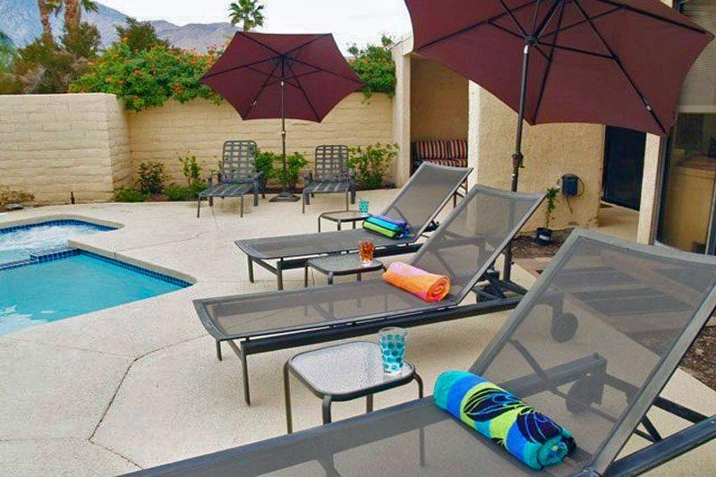 Poolside Relaxation - Sundance Resort Three Bedroom # 937 - Palm Springs - rentals