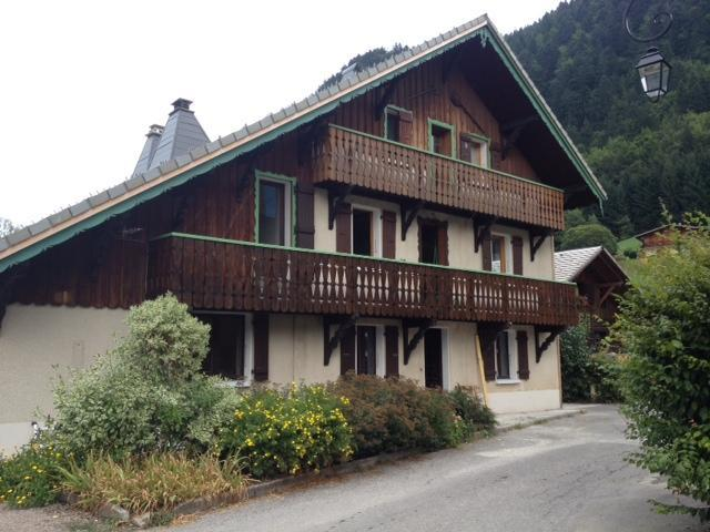Chalet Alys in Summer