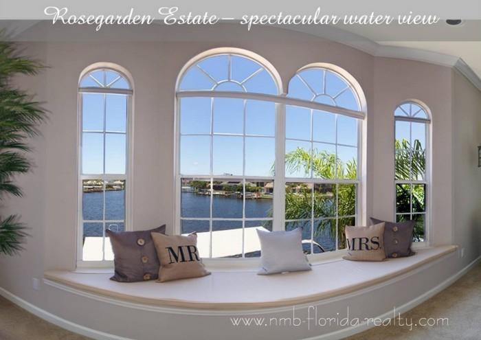 Villa Rosegarden Estate - Spectacular Waterview - Image 1 - Cape Coral - rentals