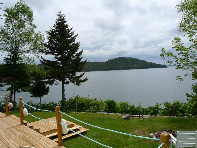Come visit the Maritimes and enjoy our cottage overlooking the Passamaquoddy Bay