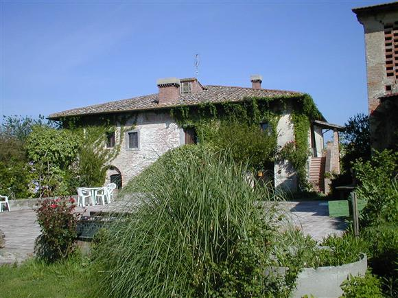 Poggio ai Grilli - Country House with 13 sleeps - Image 1 - Gambassi Terme - rentals
