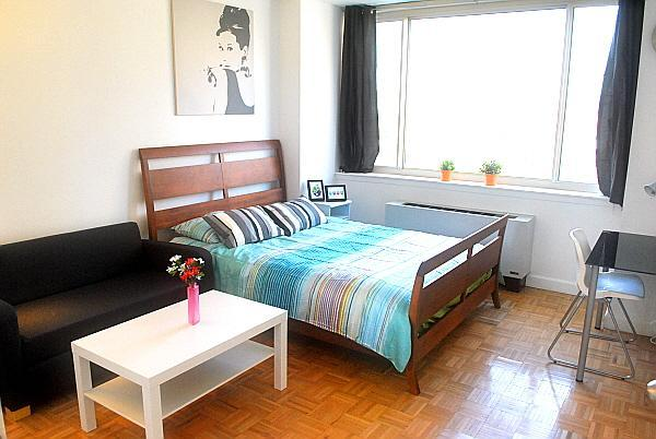 First Bed Room