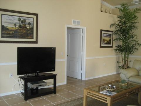 Living Area - Grand Cypress at Cypress Woods - Naples - rentals